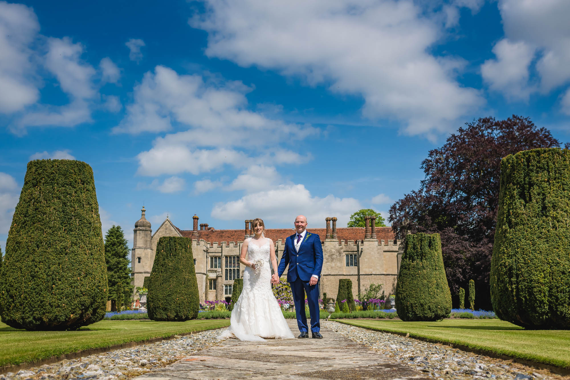 Hengrave Hall wedding photography – Rachael & John