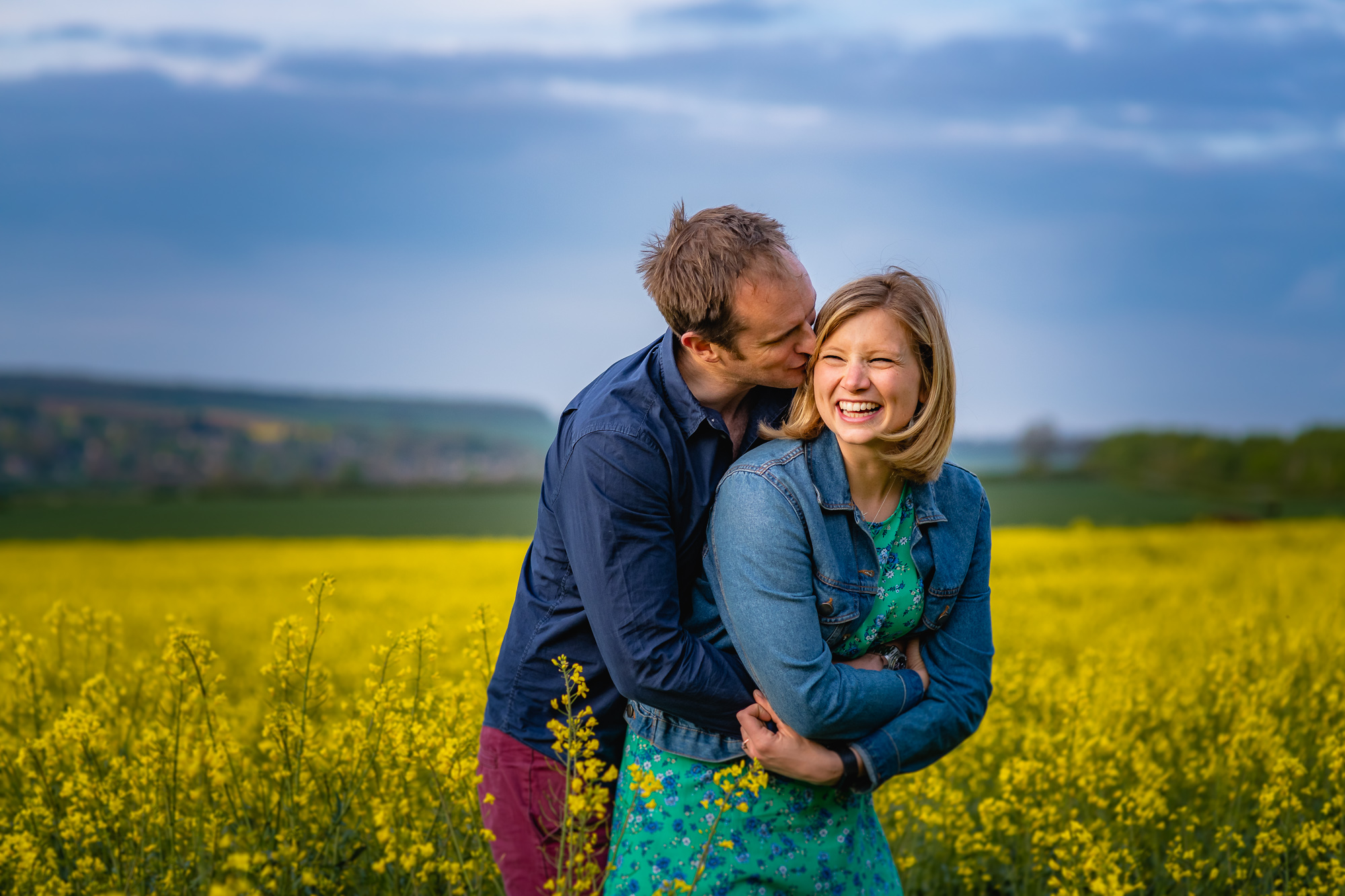 Rutland engagement shoot – Victoria & Aled